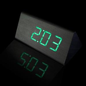 LED �ﰢ���ð�- �չٴ��� ġ�� ȭ���� ��Ÿ����