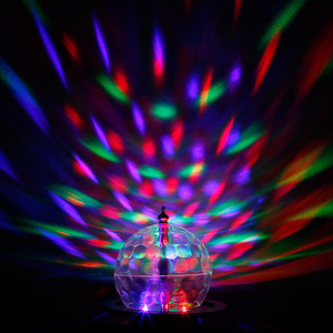 ���� �� M/V����-LED DISCO LIGHT